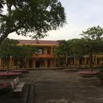 Trương THCS thị trấn Ninh Cương vận động ủng hộ xây dựng cơ sở vật chất